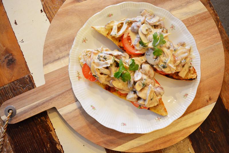 Creamy Mushrooms – Jaimyskitchen.nl