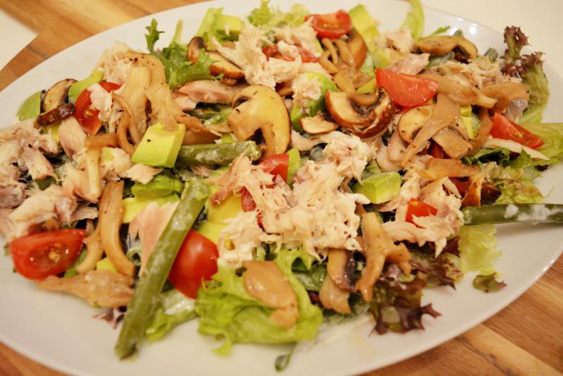 Makreel salade 1
