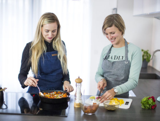 Jaimy en Sandra Leuke Recepten