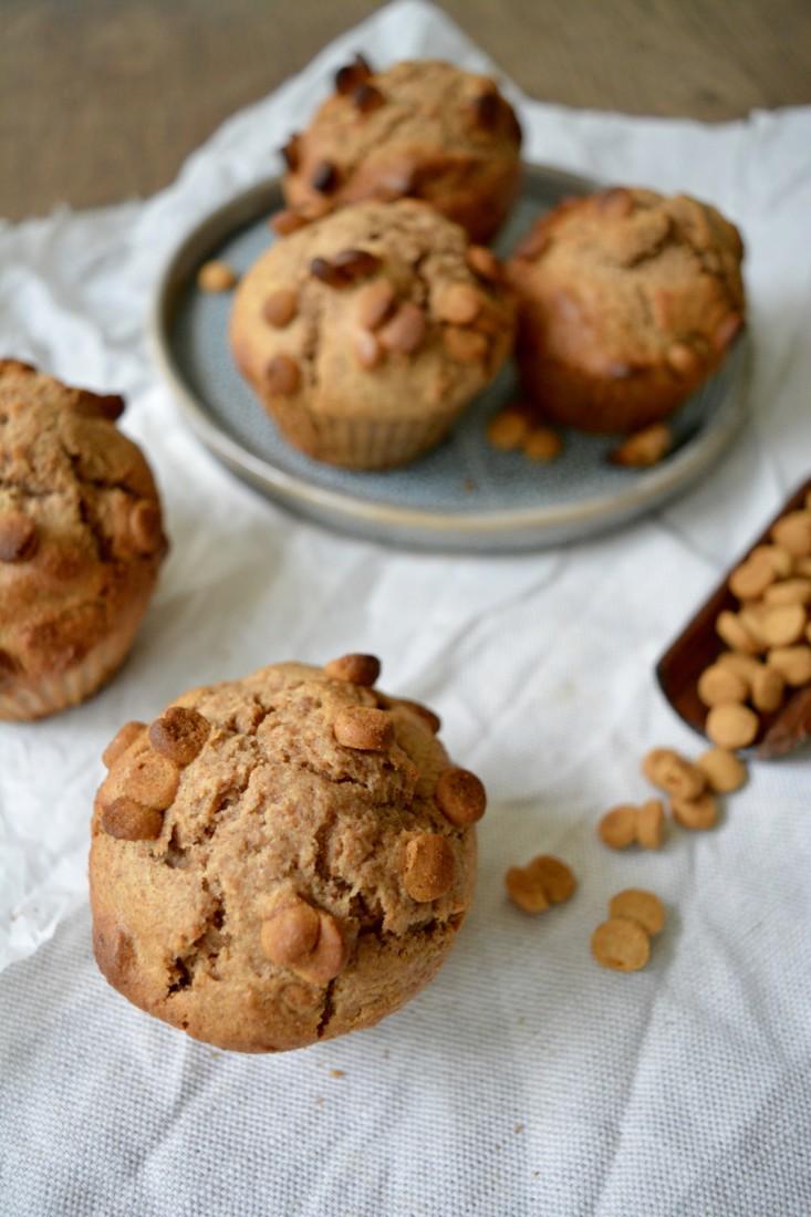 Sinterklaas Speculaas Muffins
