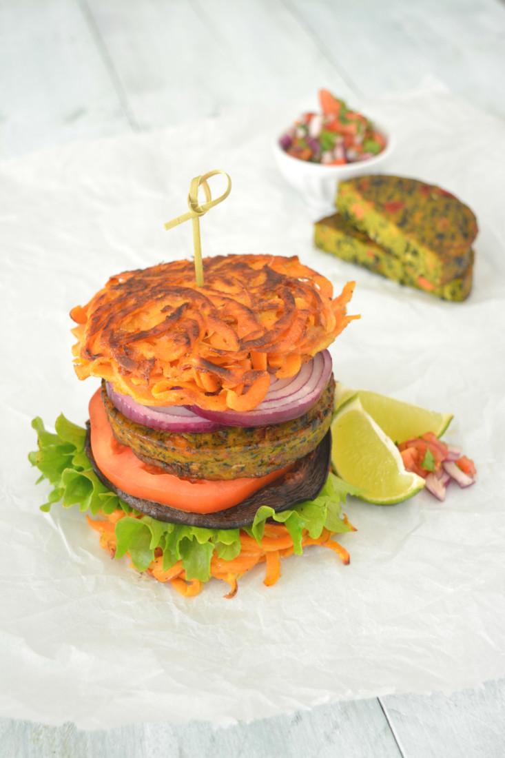 So Fine No Bun Burger www.jaimyskitchen.nl
