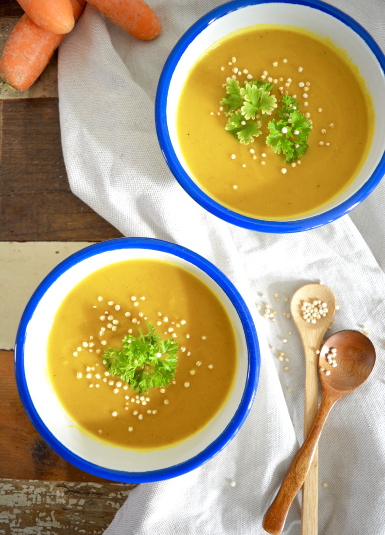 Wortelpompoen soep www.jaimyskitchen.nl