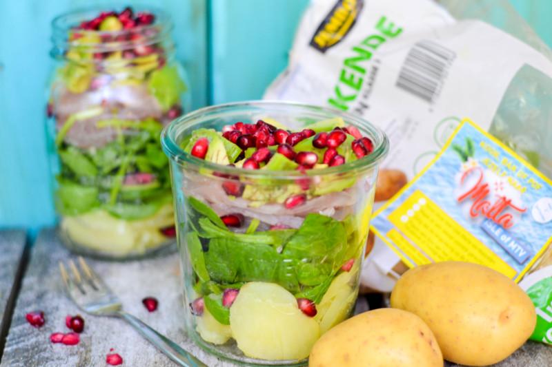 aardappel-tonijn salade www.jaimyskitchen.nl
