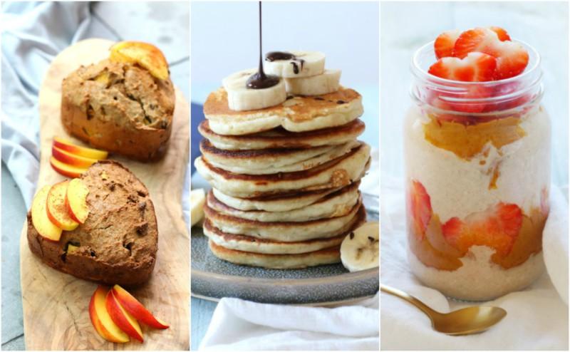 Spiksplinternieuw 10 x recepten voor lekkere ontbijtjes FE-24