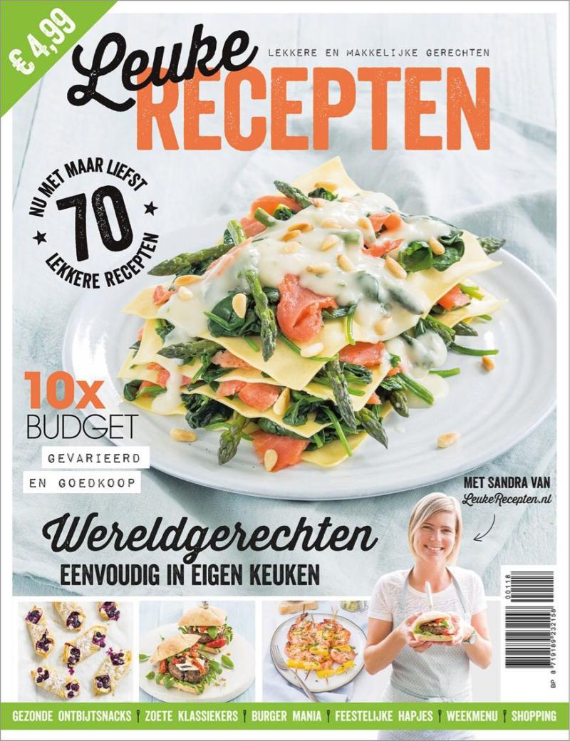 Leuke Recepten Magazine 2