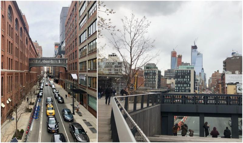 New York Reis tips High Line www.jaimyskitchen.nl