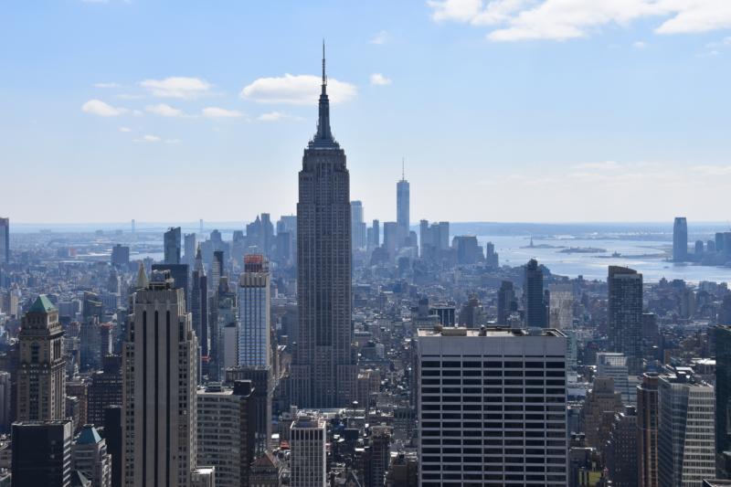 New York reis tips Empire State Building www.jaimyskitchen.nl