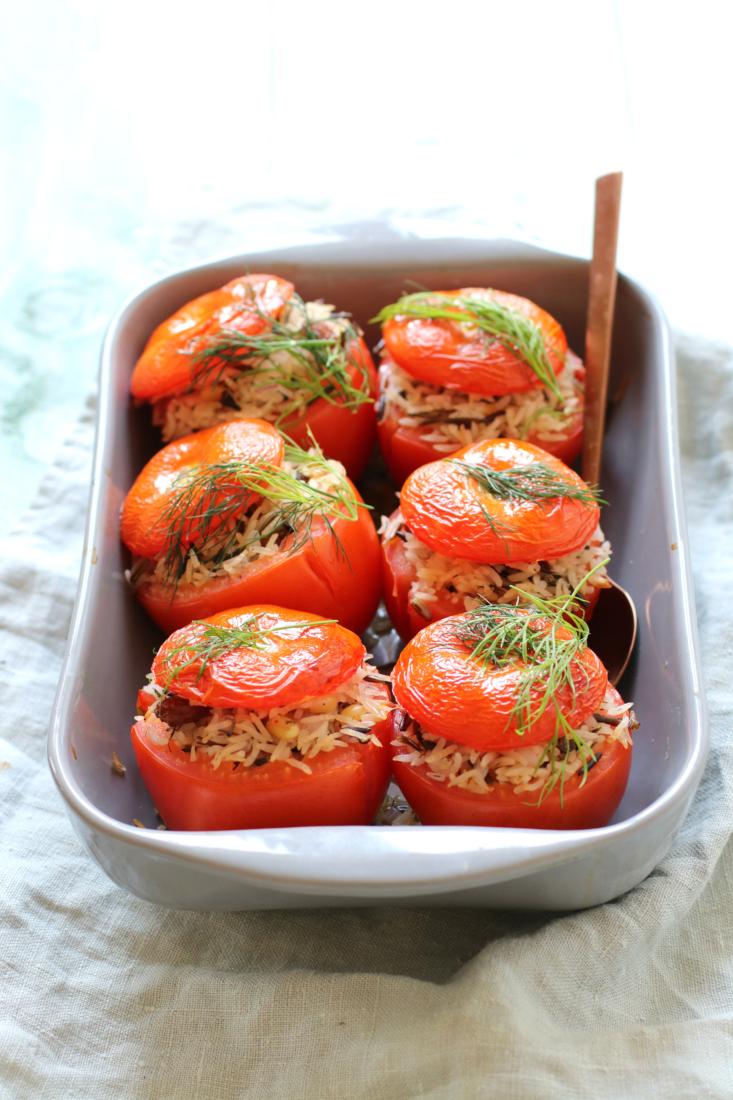 Boek review 39 7 ingredi nten vegan 39 recept gevulde tomaat for Vegan boek