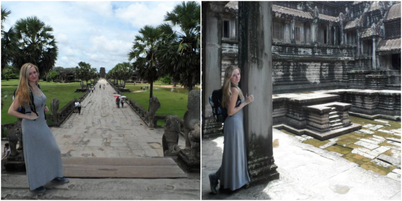 Cambodja Angkor Wat www.jaimyskitchen.nl