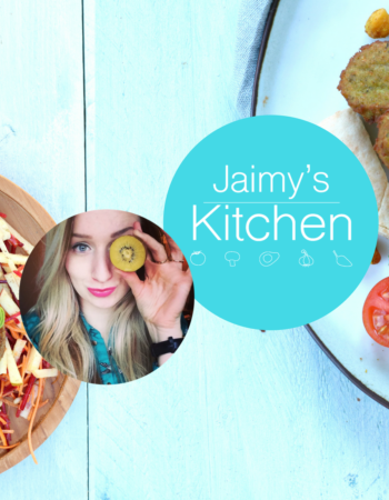 You Tube Banner Jaimy's Kitchen www.jaimyskitchen.nl