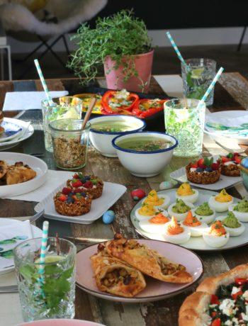 Paas brunch recepten www.jaimyskitchen.nl