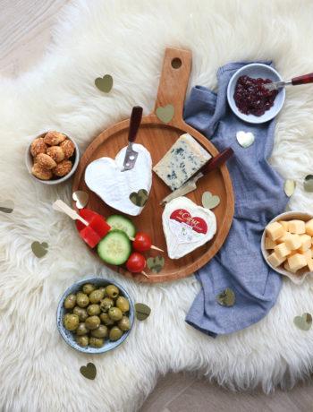 Hoe maak je een kaasplank www.jaimyskitchen.nl