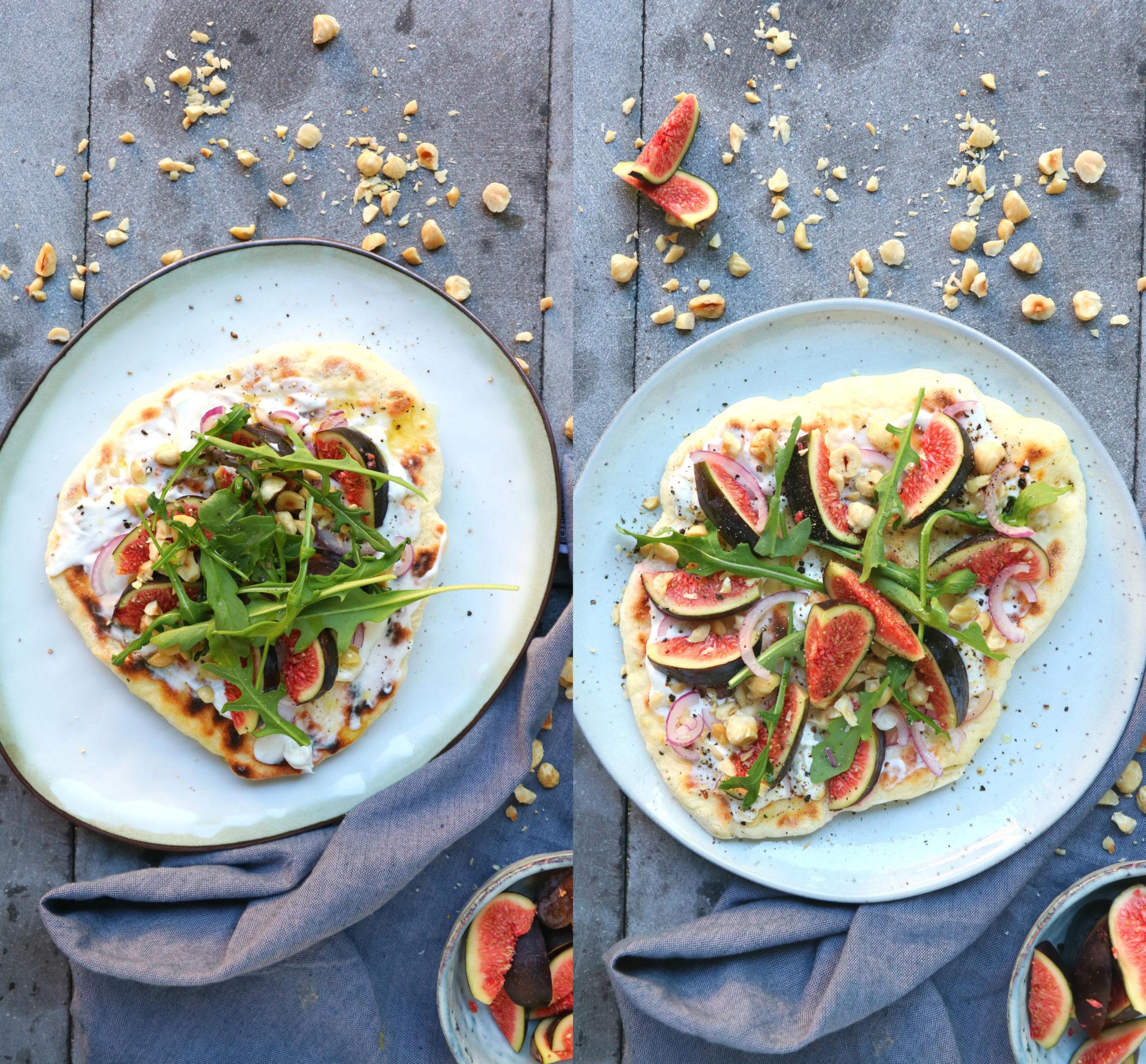 collage naanbrood www.jaimyskitchen.nl