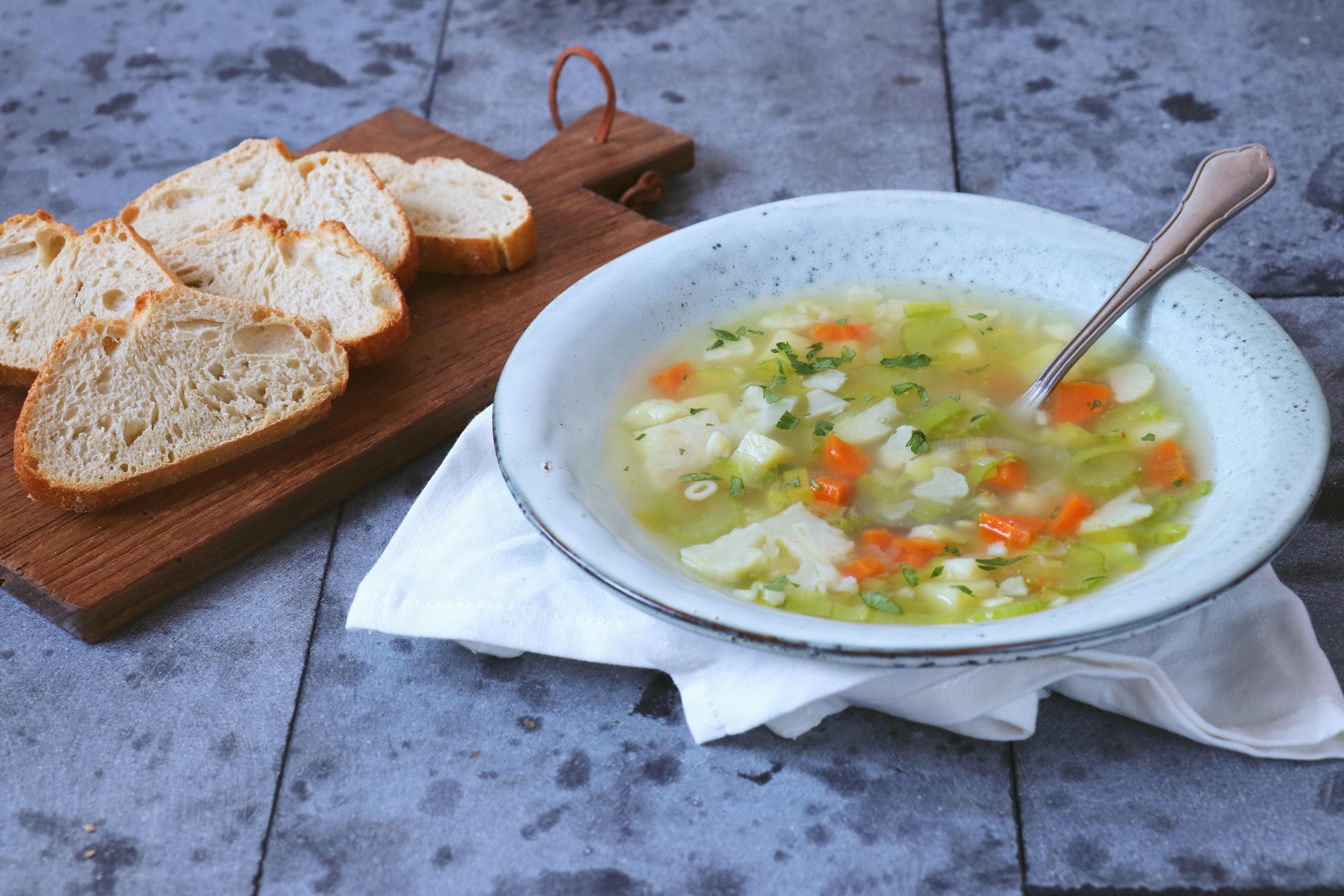 recept vegetarische groentensoep www.jaimyskitchen.nl