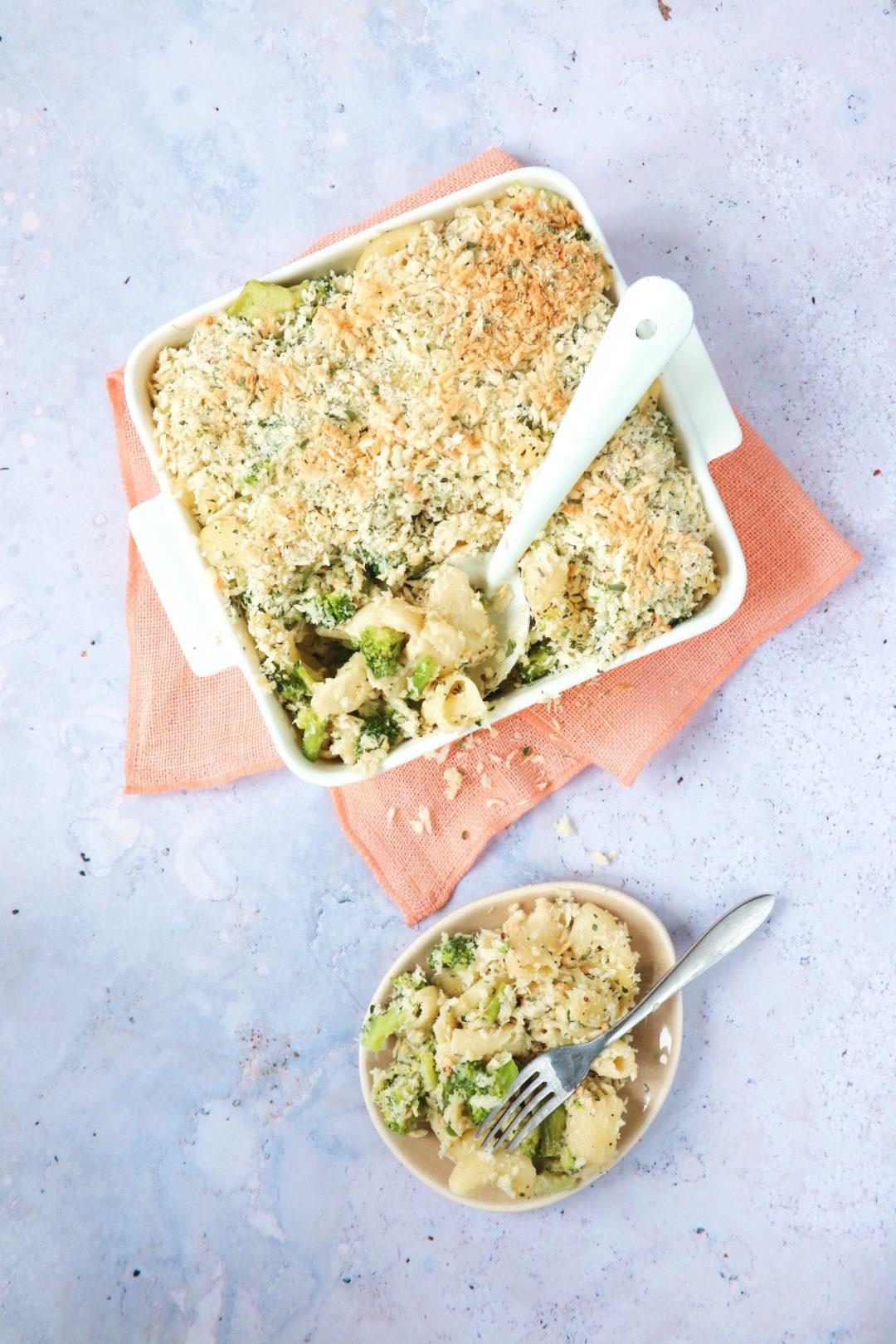Recept Vegan mac & Cheese www.jaimyskitchen.nl