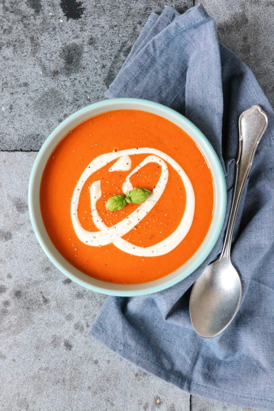 recept paprikasoep met tomaat www.jaimyskitchen.nl