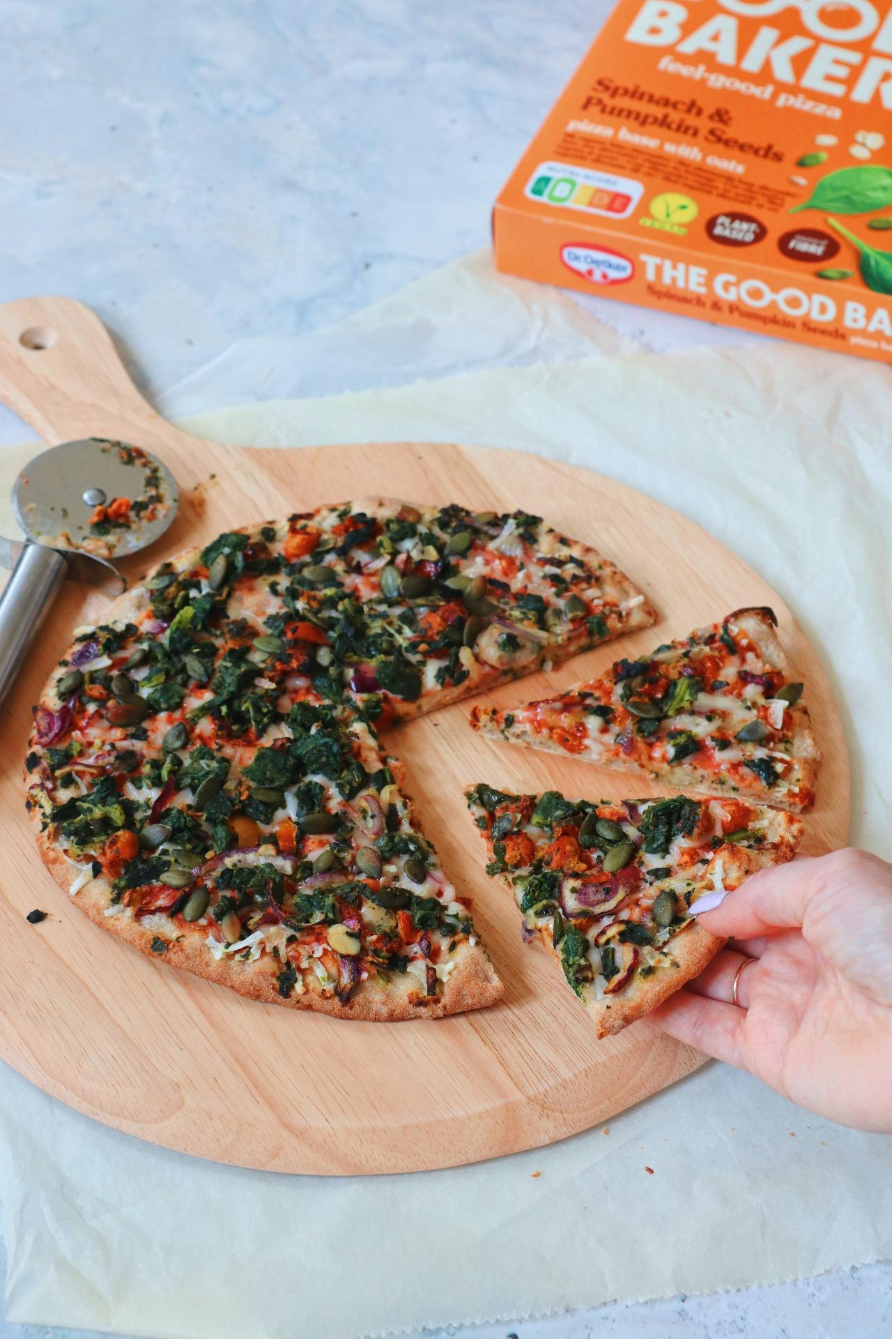 review pizza The Good Baker www.jaimyskitchen.nl